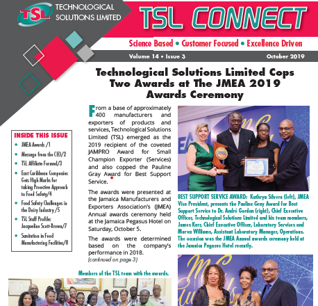 TSL Connect Vol. 14 Issue 3