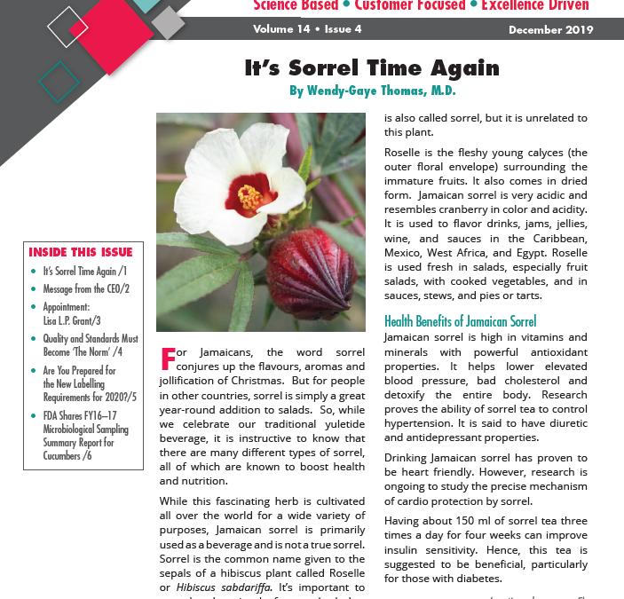 TSL Connect Vol 14 Issue 4